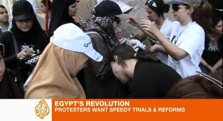 Egyptian Revolution 2.0?