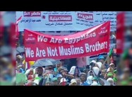 Egypt's pro, anti-Morsi Demonstrators Settle in for the Long Game