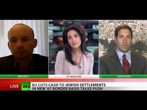 European Union Boycotts Israeli Colonies on the Palestinian West Bank
