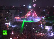 Fourth of July Comes a Day Early to Cairo after Fundamentalist President is Removed (video)