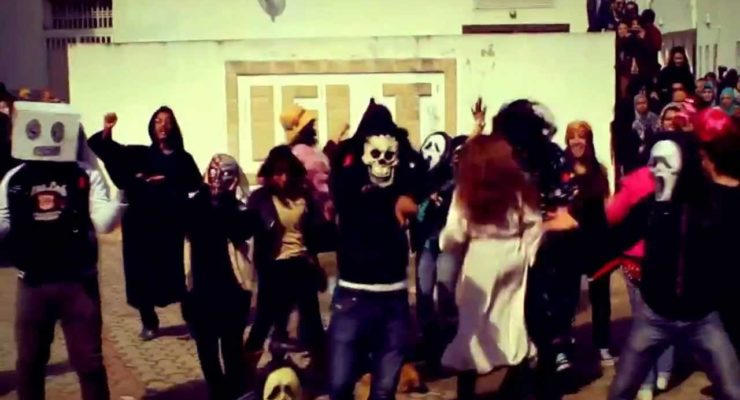 Harlem Shake as Protest in Tunis