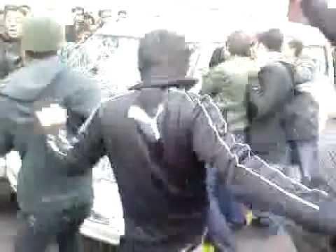 Iran Roiled, Crowds Burn Banks, Police Station; Chanting against Theocrat Khamenei; But No Revolutionary Alternative Yet