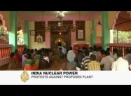 Japan Nuclear Woes Galvanize Indian Protests