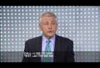 Chuck Hagel Mauled in Bizarro World of US Senate