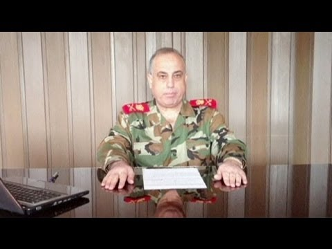 Syria's Head of Military Police Defects, as Death Toll in Revolution Climbs to 45,000
