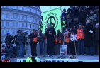 NATO sets 2014 Deadline for Afghanistan Withdrawal (but not US), as Thousands demonstrate in London