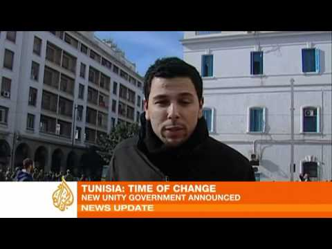 New Tunisian Government Declares Total Liberty of Information, as the Opposition Demands more Change