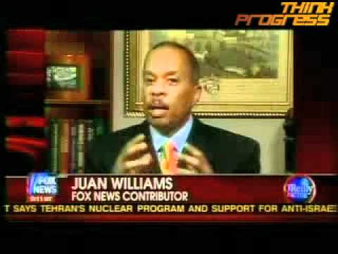 On Juan Williams' Firing for Islamophobia and how Most European Terrorism is by European Separatists