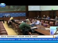Kenya's KTN outshines American Media in Climate Change Coverage: 2013 among 10 Hottest Years since 1850