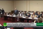 Pakistani family testifies to empty room on Hill about US Drone that killed Granny
