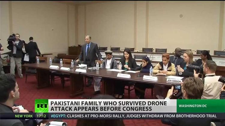 pakistani family testifies to empty room on hill about us drone that