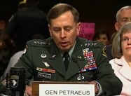 Petraeus confirmed Quickly by Committee;  Seminary rioting, Jalabad Airport Bombings