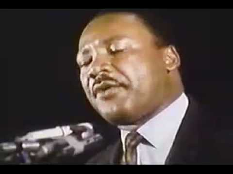Martin Luther King, Jr.'s Last Speech Pleading to Preserve our First Amendment Rights