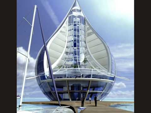 Dubai: Solar-Powered Teardrop Building to Suck Water from Air