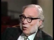 Isaac Asimov Predicts Interactive Internet 25 Years Ago