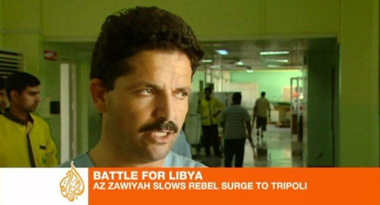 Qaddafi Rule Collapsing as Rebels Take Brega, Zlitan