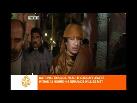 Qaddafi's Scorched Earth Policy, at Home and Abroad