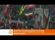 Regime Victory on Revolution Anniversary; Opposition Fails to Mobilize