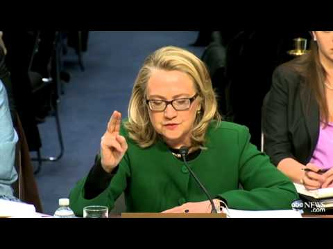Top Ten Republican Myths on Benghazi that Justify Hillary Clinton's Anger