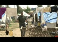 Salt Water, Slow Aid threaten Sindhis Displaced in Pakistan