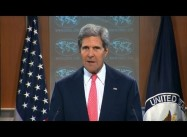 Kerry signals US Intervention in Syria, but to What End?