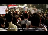 """I will Survive"" the Muslim Brotherhood: Leftist Egyptian Youth Music Video"