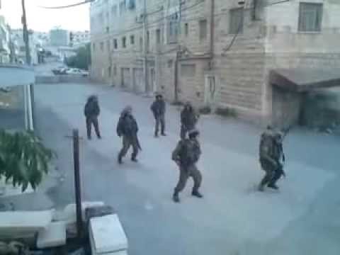 The Orientalism of Israeli Troops Dancing