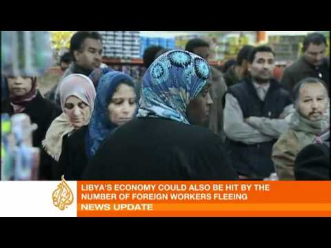 The World Oil Politics of the Libyan Revolt