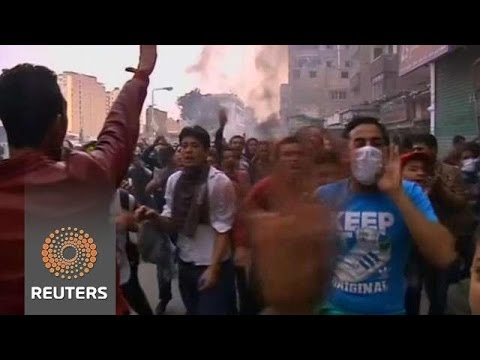 Thousands of Egyptians Protest Anti-Protest Law