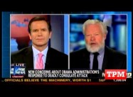 "Tom Ricks finally Tells Fox News (""GOP TV"") off on the Phony Benghazi ""Issue"""