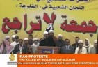 Iraq in Crisis as Troops Shoot Down unarmed 6 Sunni Protesters