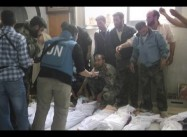 Will Houla be al-Assad's My Lai? Artillery Massacre of Children in Syria