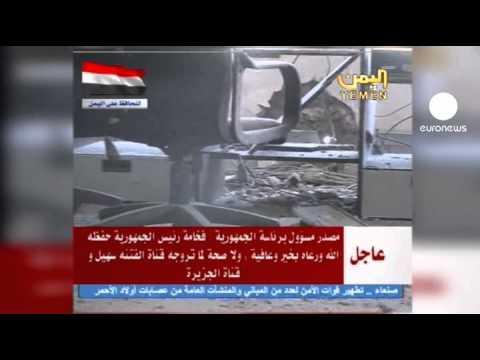 Yemen's Saleh Narrowly Avoids Death, Civil war Looms