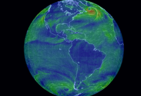 Real Time Earth Wind Map