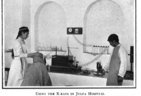 Iranian-Armenian Nurse taking an X-Ray in Isfahan, 1900 (Photo of the Day)