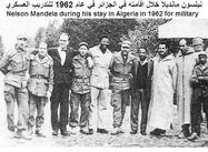Photo of the Day: Mandela Training in Algeria