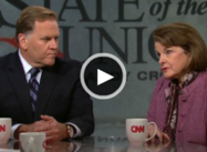 Feinstein & Rogers justify NSA Spying with Syrian Rebels (Voted to Arm Syrian Rebels)