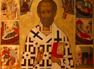 "Photo of the Day: Was St. Nicholas ""White""?"