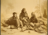 Four Syrian Bedouin Women, c. 1890 (Photo of the Day)