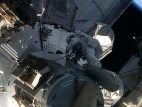 """Real-Life """"Gravity:""""  Space Repair Walk and NASA's Breakthroughs 2013"""