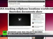 Trashing the Law against warrantless GPS tracking: NSA collecting 5 Billion Phone location Records a Day