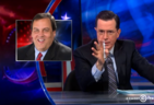 Colbert:  Christie Bridgegate a diversion from Obama's Afghanistan War