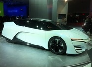 The Future of Cool:  Electric Muscle Cars at the Detroit Auto Show