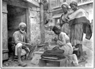 Street Kebab Chef in Mosul, Iraq, 1903 (Photo of the Day)