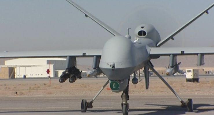 330 US drone strikes in Pakistan recorded in Leaked official document