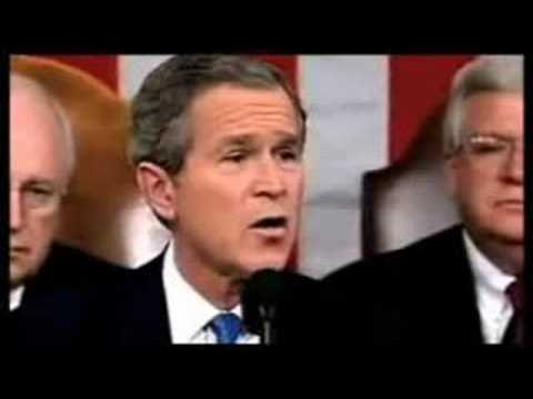 About that Country you Destroyed:  A Letter to George W. Bush