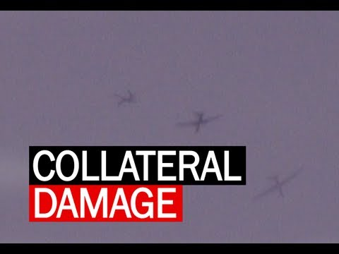 Death toll of Obama's Drone Campaign 5 Years Later:  2,400