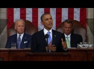 Dovish SOTU: Obama threatens Veto of AIPAC Iran Sanctions Push, Pledges Afghanistan Wind-Down