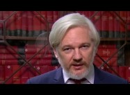 "Assange on Obama Speech:  ""Embarrassing,"" Dragged Kicking and Screaming to Reform by Snowden"