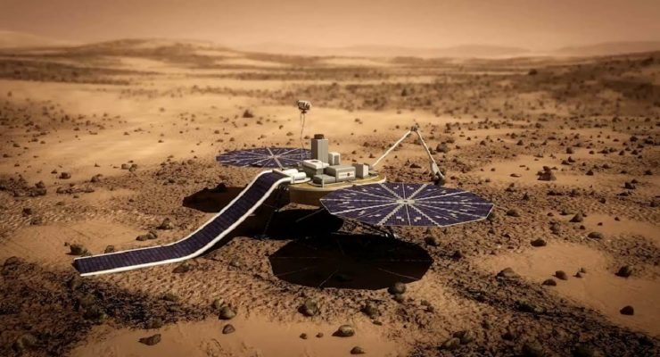 Space Exploration as Reality Show: 1000 chosen for Private Mars Colonization Mission